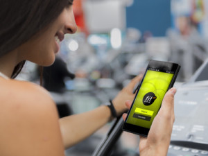 Fit Up Style – Loyalty app